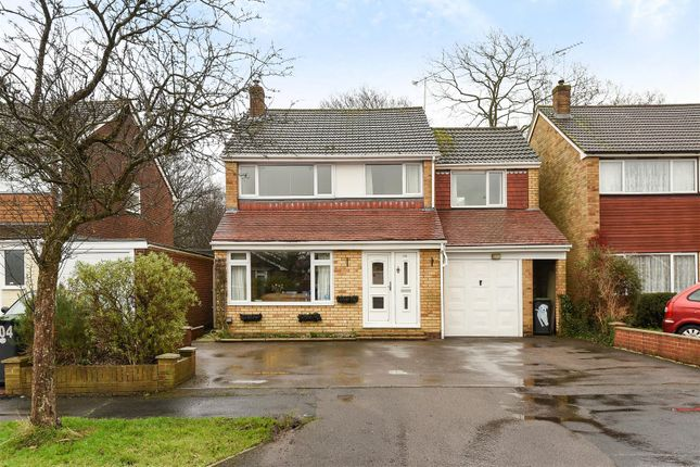 4 bed detached house for sale in Greenfield Crescent, Waterlooville