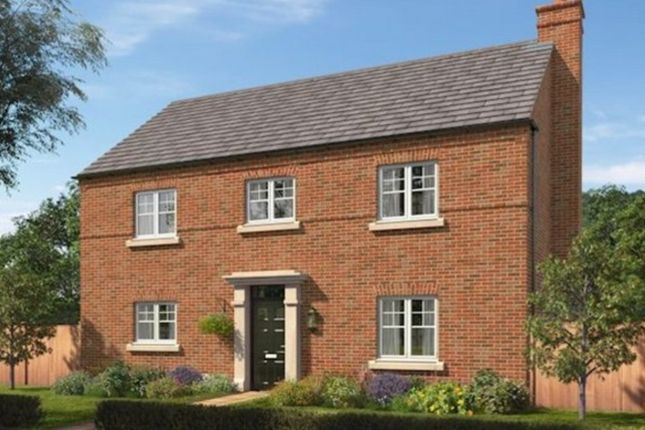 Thumbnail Detached house for sale in The Moreton At The Forge, Brades Rise, Oldbury