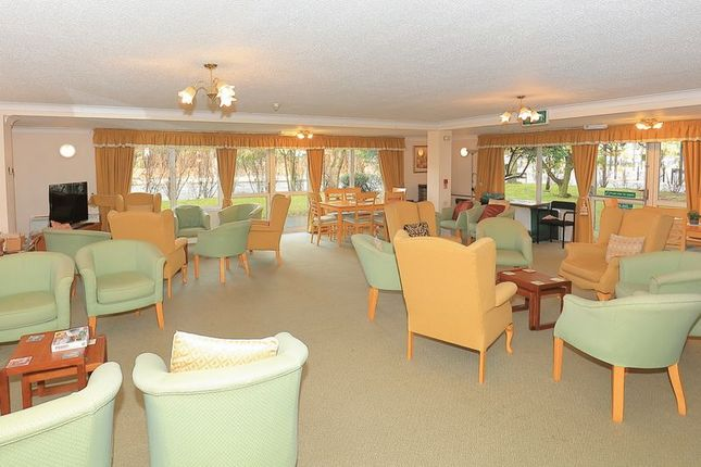 Residents Lounge of Homeforth House, Newcastle Upon Tyne NE3