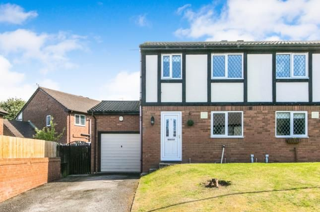 Thumbnail Semi-detached house for sale in Llys Y Gopa, Abergele, Conwy