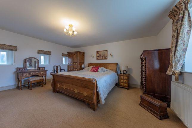 Bedroom One of Sheaf Farm Court, Platts Lane, Hockenhull, Tarvin, Chester CH3