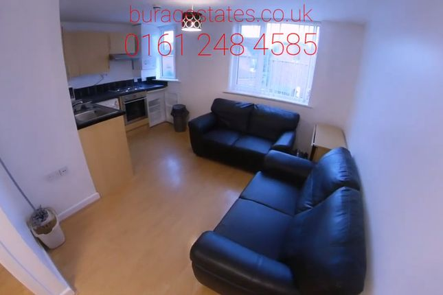 Thumbnail Property to rent in Birchfields Road, 1 Bed, Victoria Park, Manchester