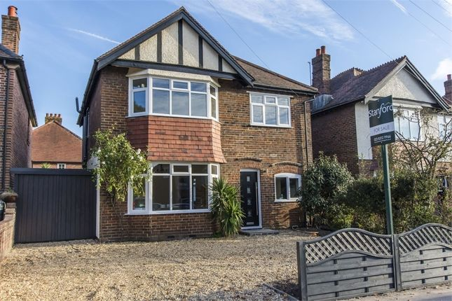 Thumbnail Detached house for sale in Peartree Avenue, Bitterne, Southampton, Hampshire