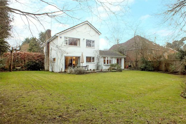 Thumbnail Detached house for sale in Dundaff Close, Camberley, Surrey