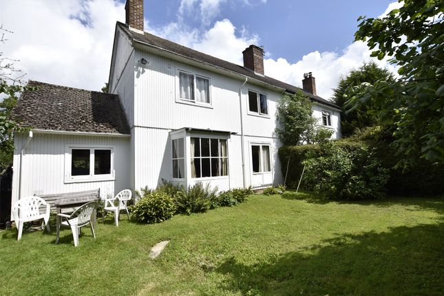 Thumbnail Semi-detached house for sale in Little Collins, Millers Lane, Outwood, Redhill