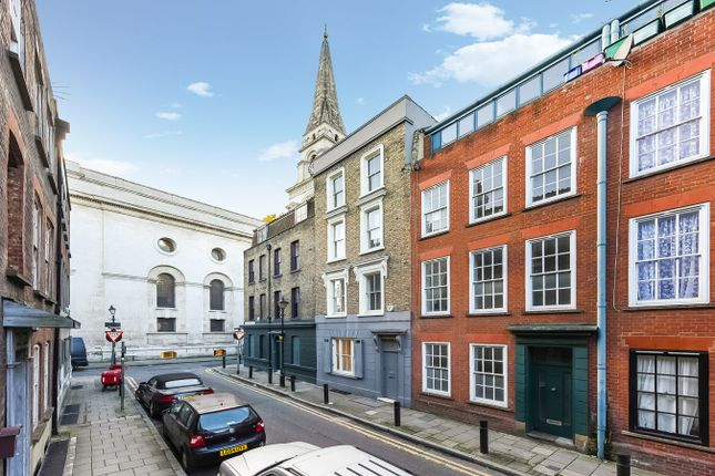 Thumbnail Terraced house for sale in Wilkes Street, London