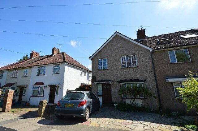Thumbnail Semi-detached house to rent in The Green, East Acton