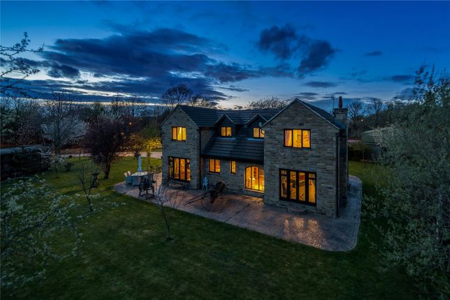 Thumbnail Detached house for sale in Willows Farm, Broad Cut Road, Calder Grove, Wakefield, West Yorkshire