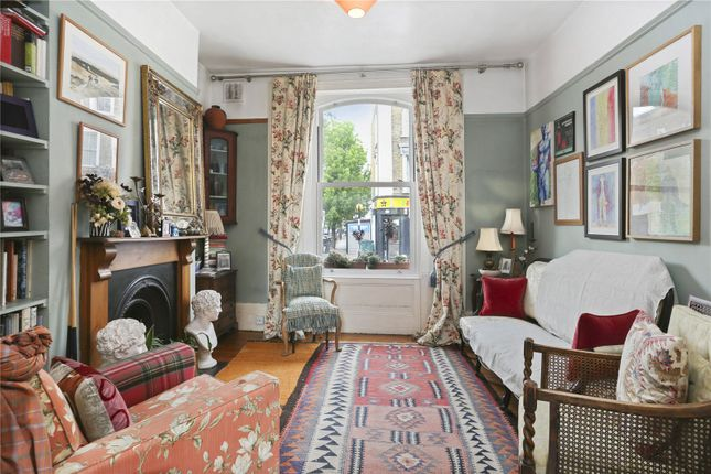 Thumbnail Terraced house for sale in Newington Green Road, London