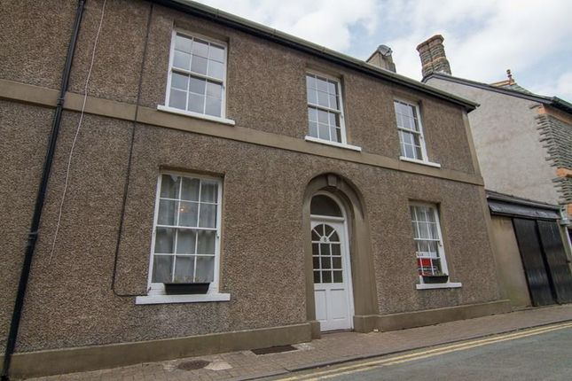 Thumbnail Town house for sale in Tower Street, Crickhowell