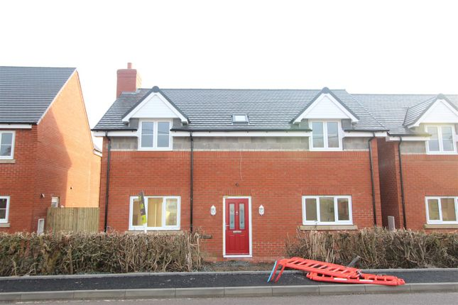Thumbnail Detached house for sale in 10 Willowbank Meadow, Hengoed, Oswestry