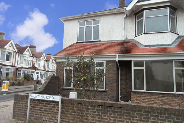 Thumbnail End terrace house for sale in Montana Road, Tooting Bec
