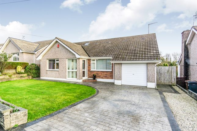 Thumbnail Detached bungalow for sale in Ivydene Road, Ivybridge