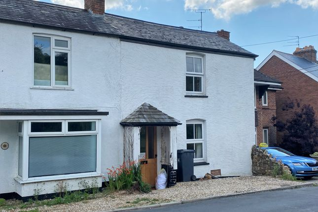 Thumbnail Semi-detached house to rent in Burnt Oak, Sidbury, Sidmouth