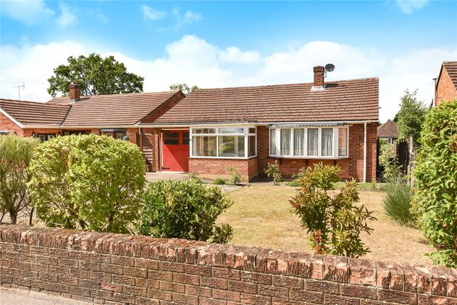 Thumbnail Detached bungalow for sale in Larkswood Drive, Crowthorne, Berkshire