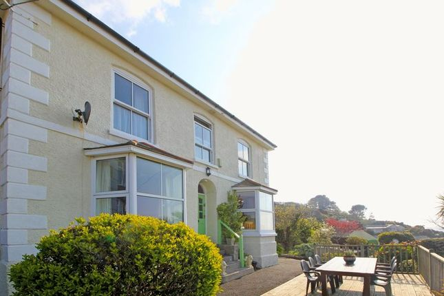 Thumbnail Detached house for sale in Higher West End, Pentewan, St. Austell
