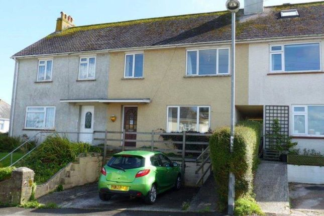 Thumbnail Terraced house for sale in Camperdown Road, Salcombe