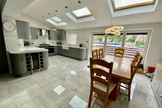 Thumbnail Detached house for sale in Goldcroft Avenue, Weymouth