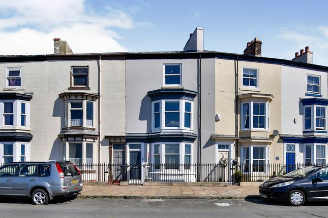 Thumbnail Terraced house for sale in York Place, The Headland, Hartlepool