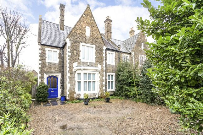 Thumbnail Semi-detached house for sale in Westwood Hill, London