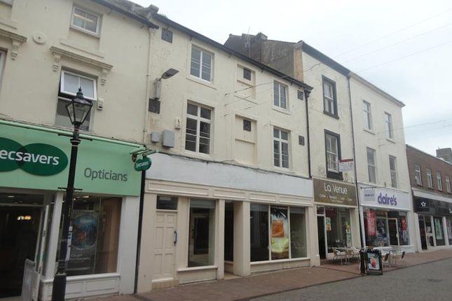 Thumbnail Retail premises to let in 46/47 King Street, Whitehaven