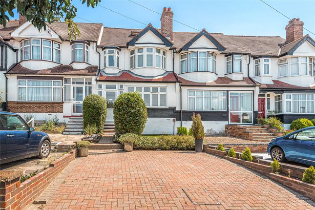 Thumbnail Terraced house for sale in Langley Way, West Wickham