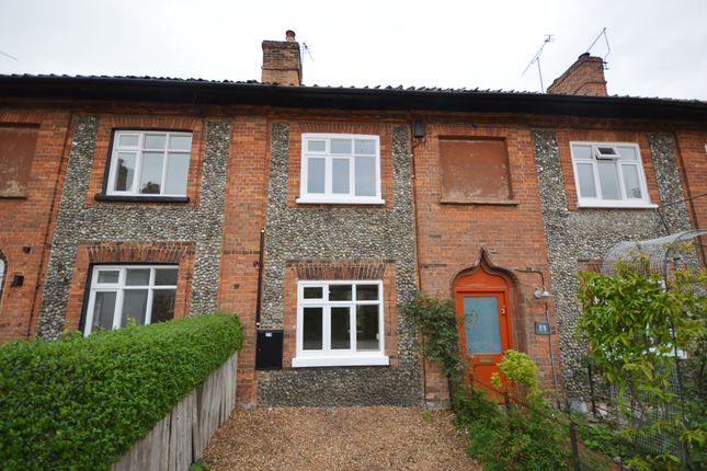 Thumbnail Terraced house to rent in New Street, Holt, Norfolk