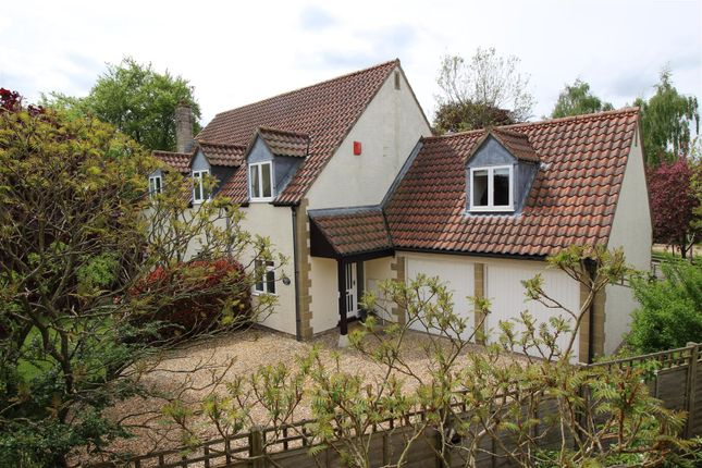 Thumbnail Detached house for sale in Fairleigh Rise, Kington Langley, Chippenham