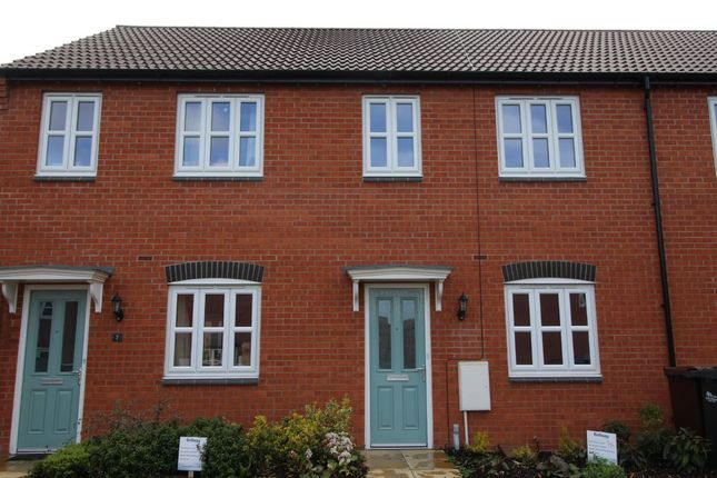 Thumbnail Property to rent in Perle Road, Burton-On-Trent