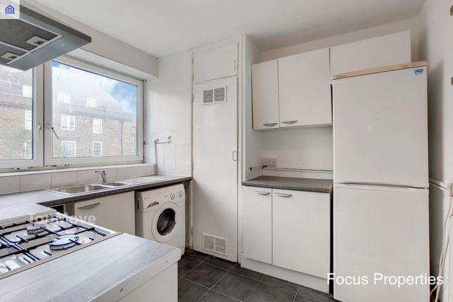 Thumbnail Flat to rent in Milbrook House, Frensham Street, Off Peckham Park Road