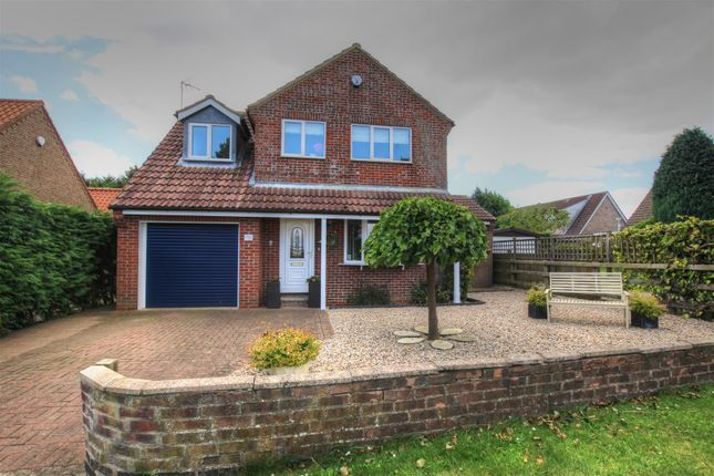 Thumbnail 4 bed detached house to rent in Sheriff Hutton, York