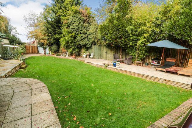 Rear Garden of Moreland Way, London E4