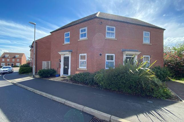 2 bed maisonette to rent in Dairy Way, Kibworth Harcourt, Leicester LE8