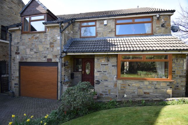 Thumbnail Detached house for sale in Causeway Side, Linthwaite, Huddersfield