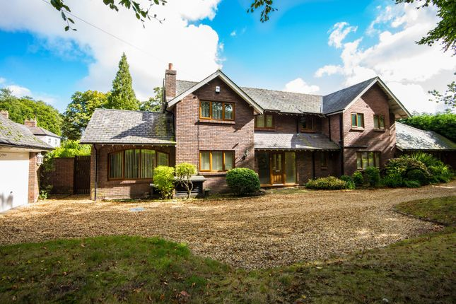 Thumbnail Detached house to rent in Flash Lane, Rufford, Ormskirk