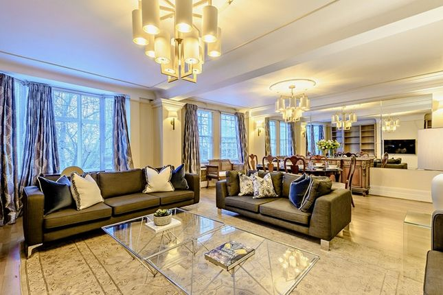 Thumbnail Flat to rent in Park Road, St Johns Wood