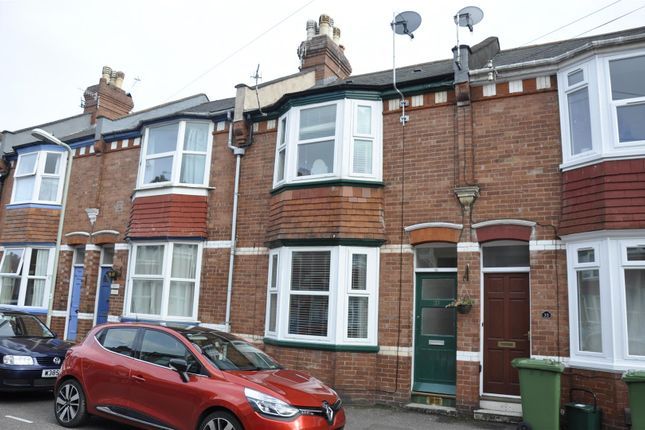 2 bed terraced house to rent in Cedars Road, St. Leonards, Exeter