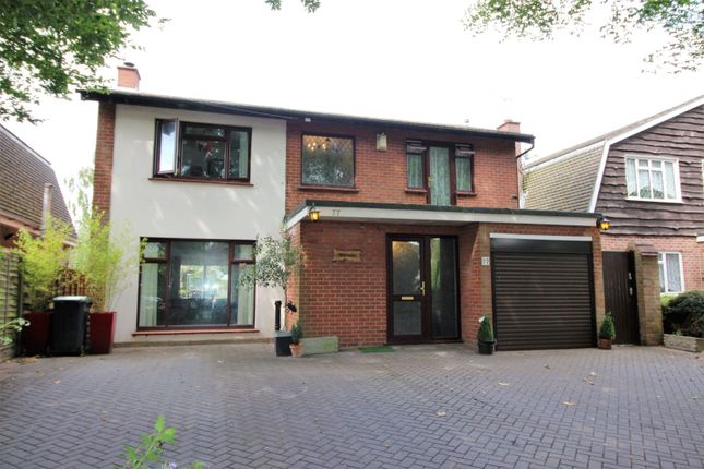 Thumbnail Detached house for sale in Green Lane, Leigh-On-Sea