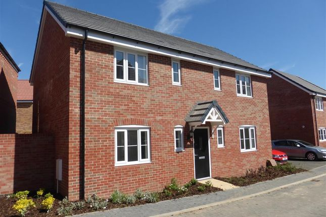Thumbnail Detached house to rent in Carnoustie Drive, Priors Hall, Corby