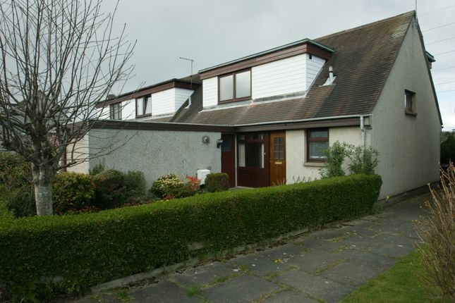 Thumbnail End terrace house for sale in Corrennie Circle, Dyce, Aberdeen
