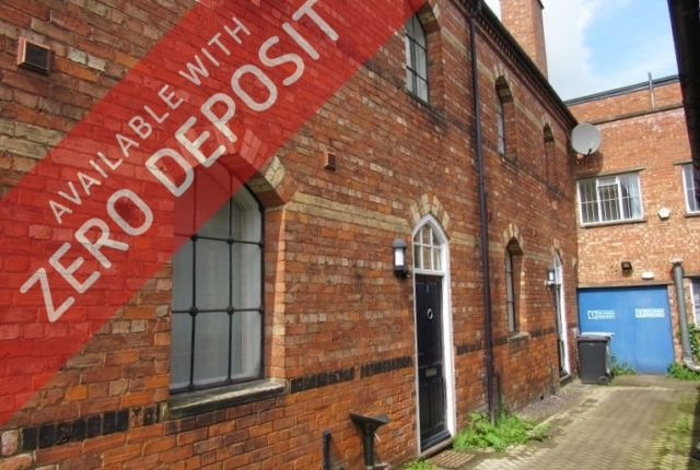 Thumbnail Town house to rent in Kidgate, Louth