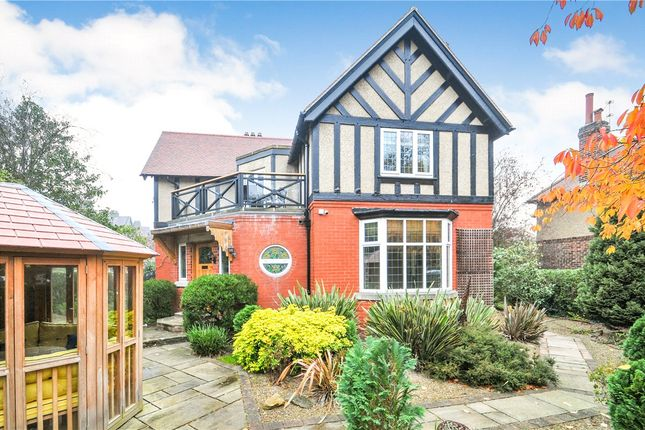 Thumbnail Detached house to rent in Park Avenue, Harrogate, North Yorkshire