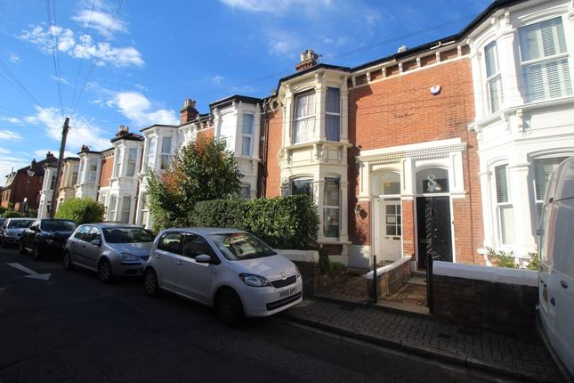 Thumbnail Terraced house for sale in Pelham Road, Southsea