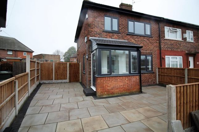 Thumbnail Semi-detached house for sale in Cumpsty Road, Seaforth, Liverpool