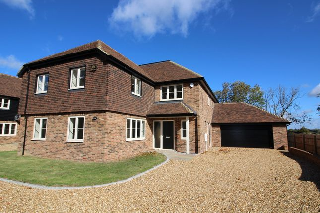 Thumbnail Detached house for sale in Plot 1, The Sycamores, Colmworth