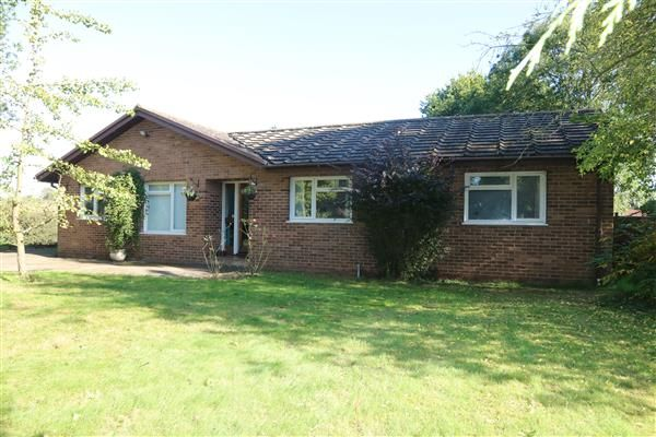 Thumbnail Bungalow for sale in Brampton Abbotts, Rivendell, Ross-On-Wye