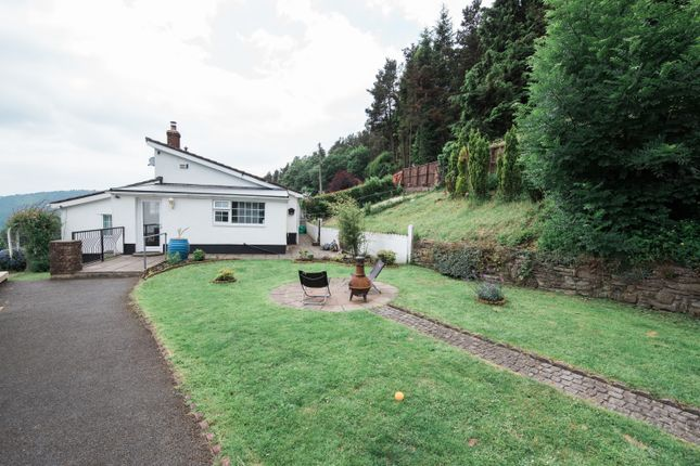 Thumbnail Semi-detached house for sale in Ty Dan Y Wal Road, Cwmtillery, Abertillery