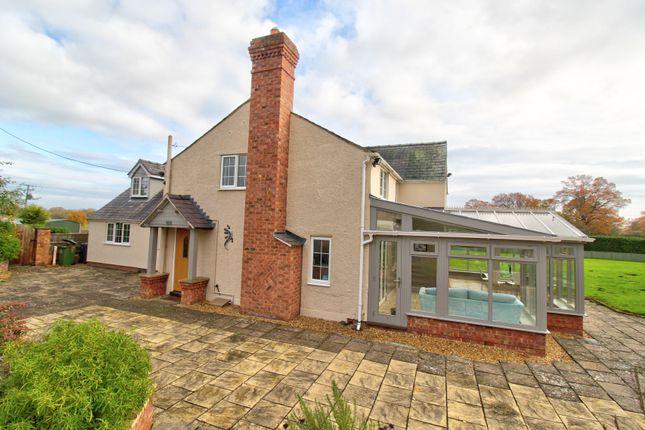 Thumbnail Detached house for sale in Criftins, Ellesmere