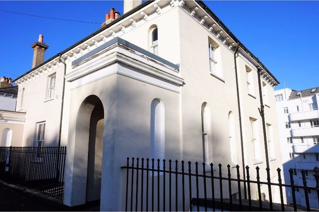 Thumbnail Semi-detached house for sale in Castle Road, Cowes