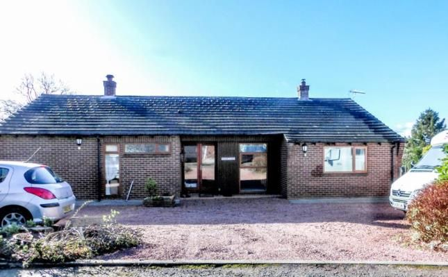 3 bed bungalow for sale in Church Lane, Farndon, Chester, Cheshire